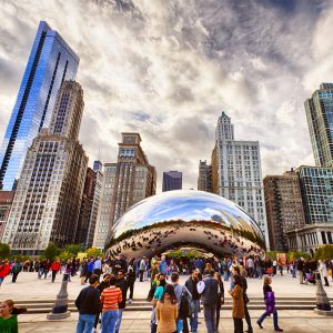 79-The-Bean-in-Chicago_副本